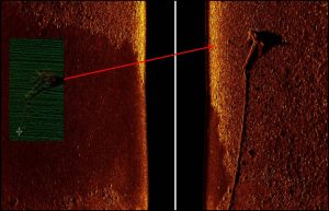 anchor bathy scan image