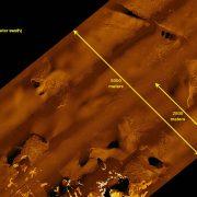 75 kHz side scan image