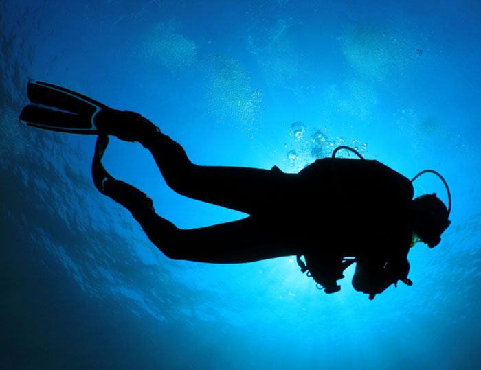 Diver & Underwater Equipment Positioning