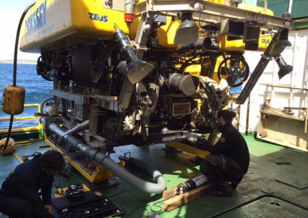 EdgeTech ROV Sonars