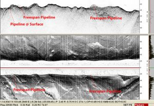 2000 series pipeline scan image